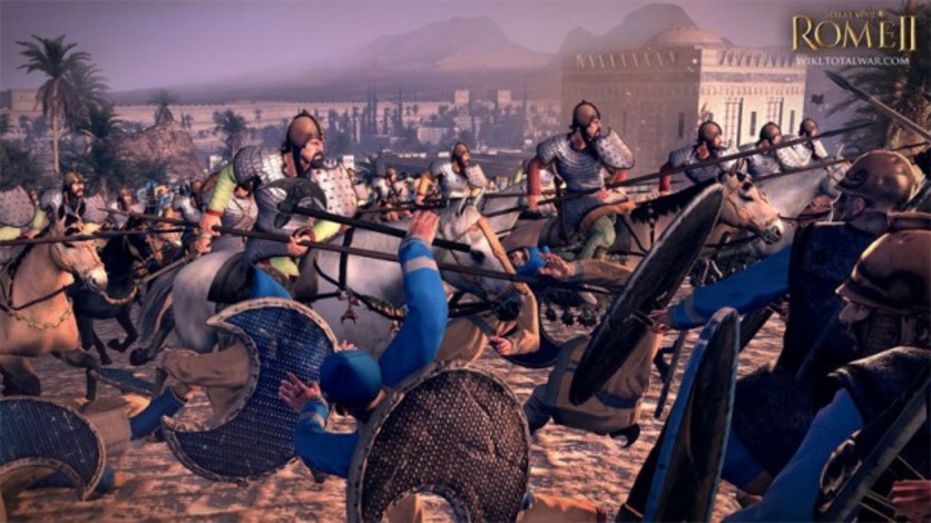 Screenshot 5 - Total War: Rome II - Nomadic Tribes Culture Pack