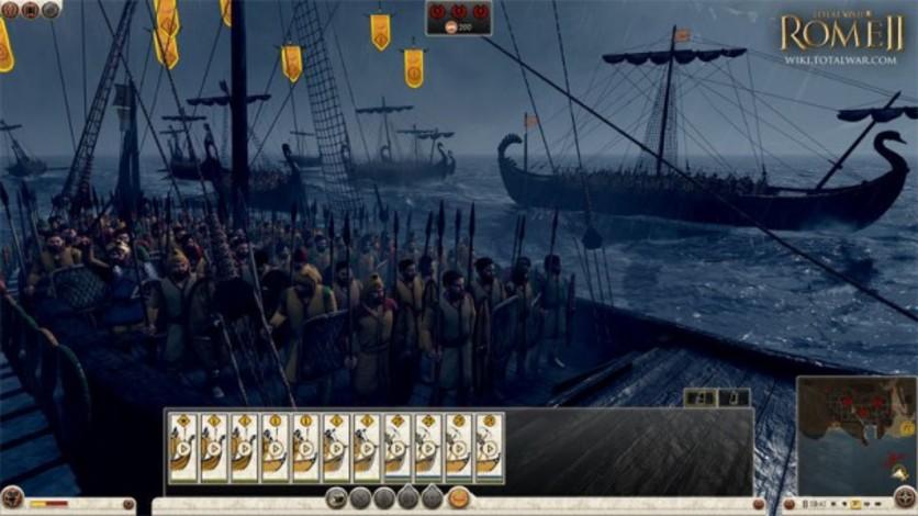 Screenshot 1 - Total War: Rome II - Nomadic Tribes Culture Pack
