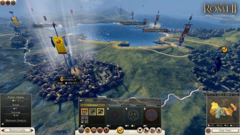 Screenshot 6 - Total War: Rome II - Nomadic Tribes Culture Pack
