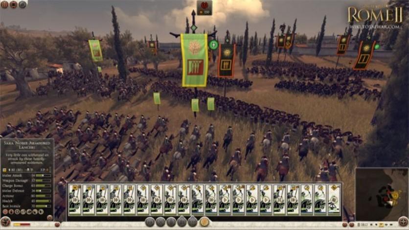 Screenshot 4 - Total War: Rome II - Nomadic Tribes Culture Pack