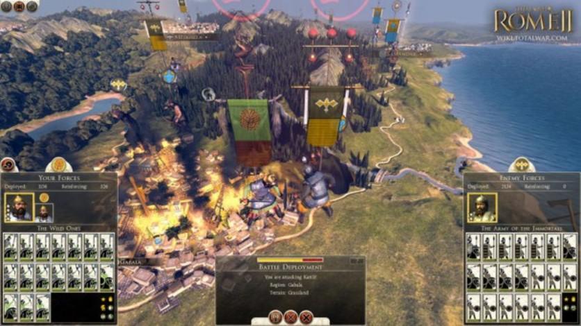 Screenshot 3 - Total War: Rome II - Nomadic Tribes Culture Pack