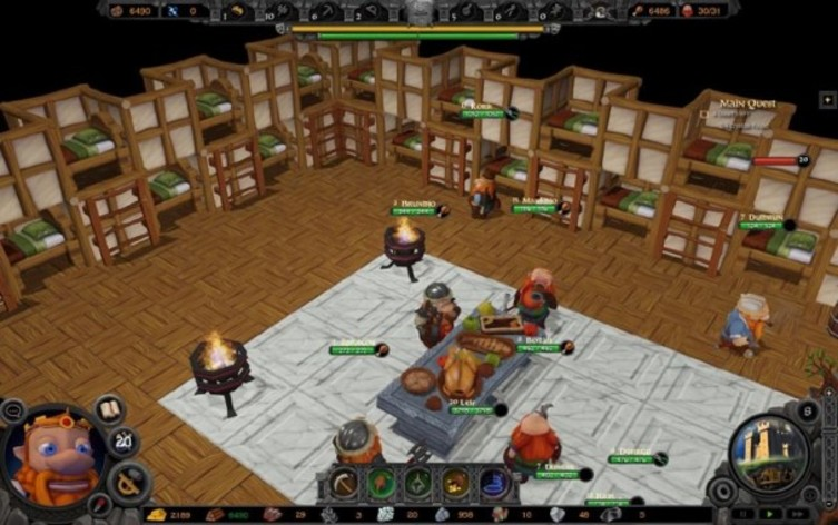 Screenshot 2 - A Game Of Dwarves