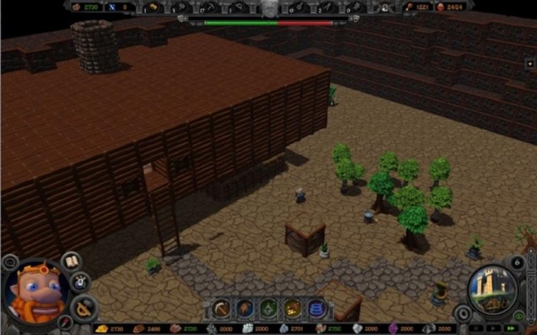 Screenshot 3 - A Game Of Dwarves