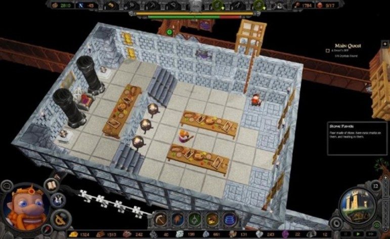 Screenshot 9 - A Game Of Dwarves