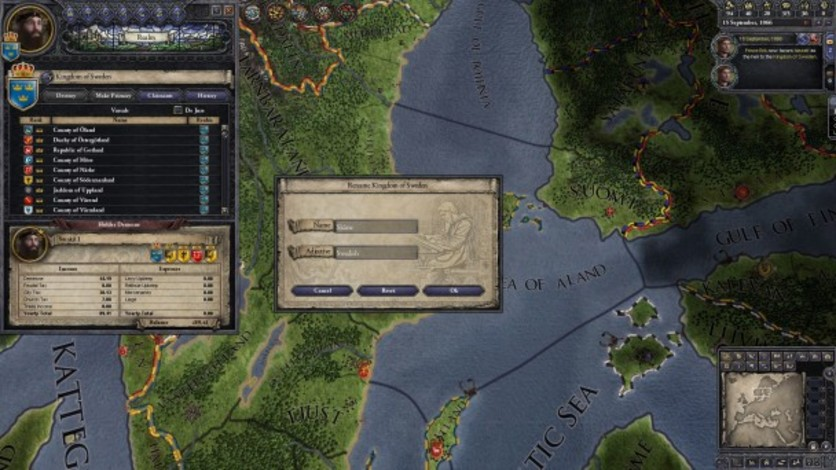 Screenshot 4 - Crusader Kings II: Customization Pack