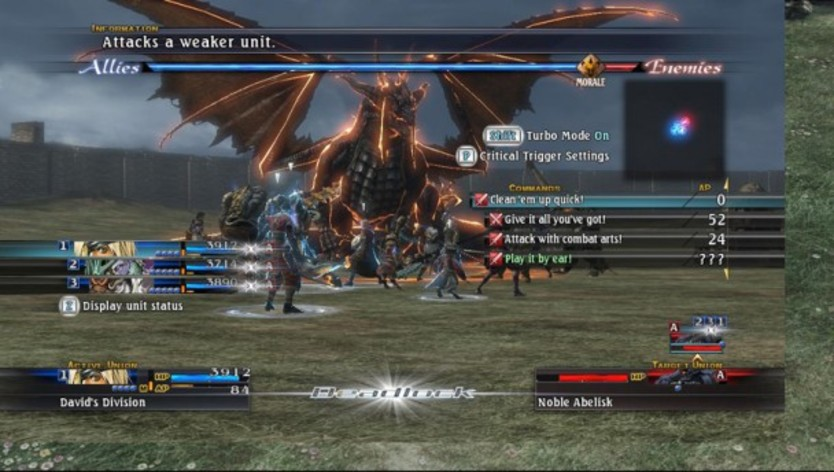 Screenshot 2 - The Last Remnant