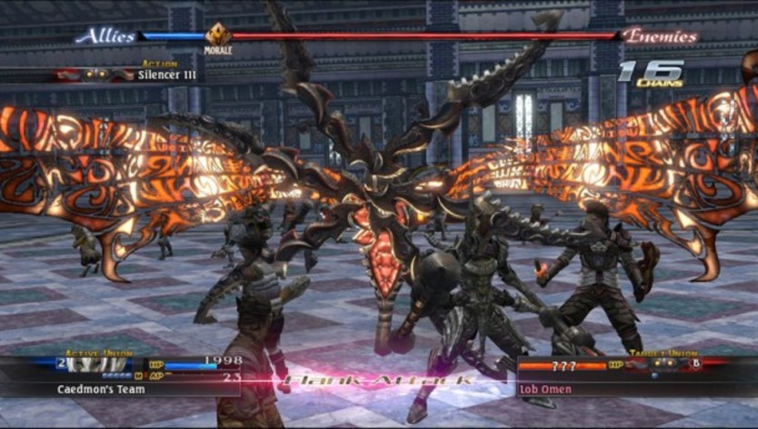 Screenshot 9 - The Last Remnant