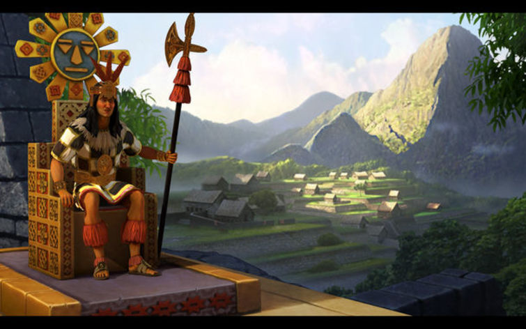 Screenshot 6 - Sid Meier's Civilization V: Spain and Inca