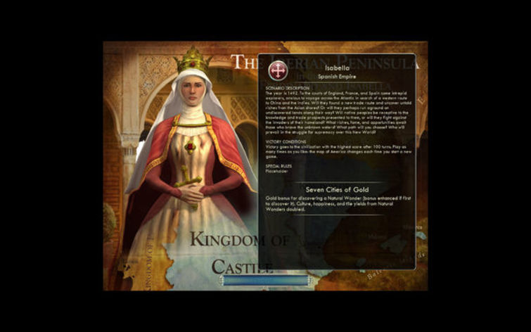 Screenshot 3 - Sid Meier's Civilization V: Spain and Inca