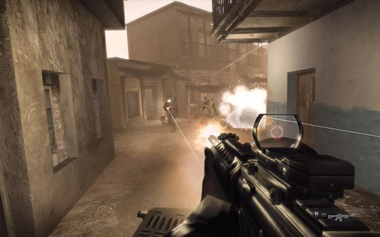Screenshot 2 - Terrorist Takedown 3