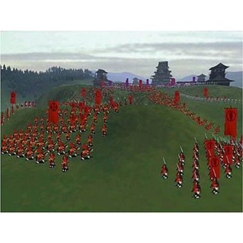Screenshot 2 - Shogun: Total War Gold Edition