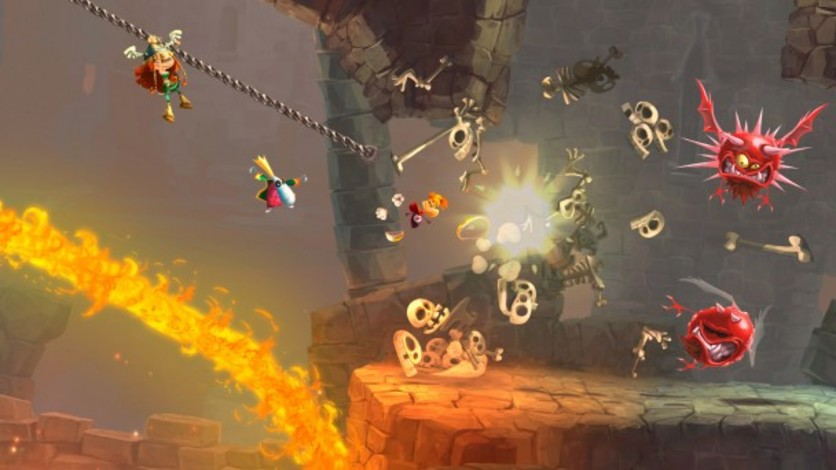 Screenshot 4 - Rayman Legends