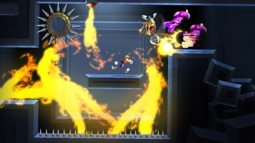 Screenshot 2 - Rayman Legends
