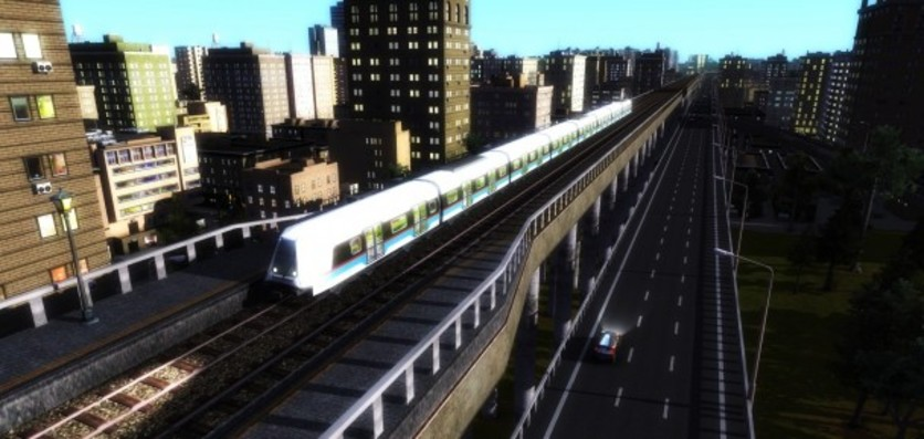 Screenshot 9 - Cities in Motion 2: Metro Madness