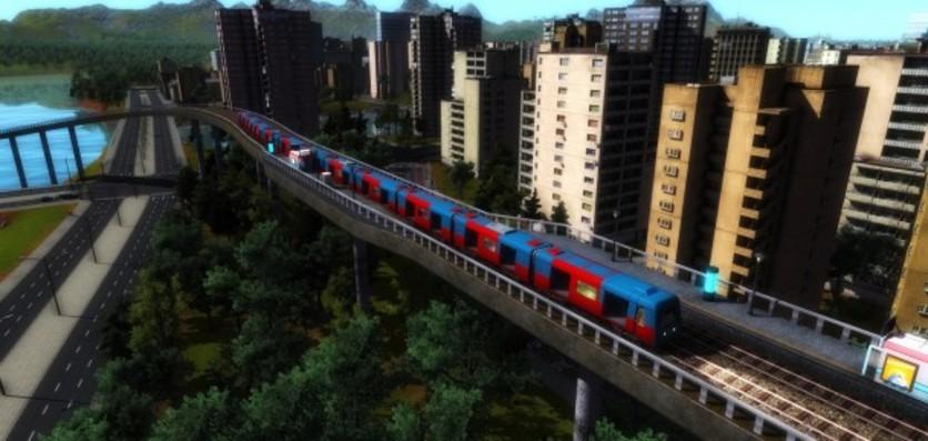 Screenshot 10 - Cities in Motion 2: Metro Madness