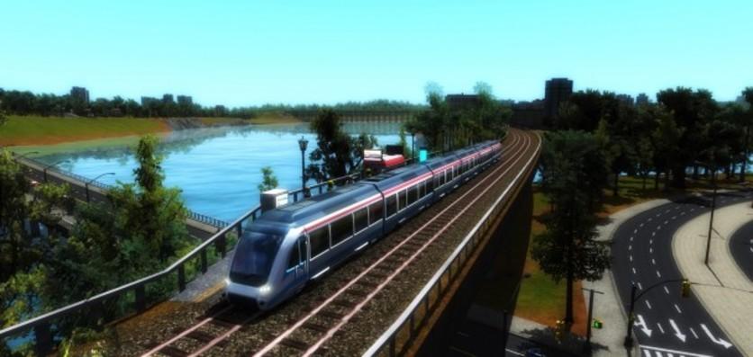 Screenshot 7 - Cities in Motion 2: Metro Madness