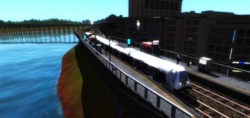 Screenshot 4 - Cities in Motion 2: Metro Madness