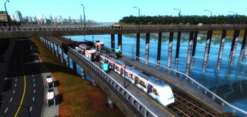 Screenshot 8 - Cities in Motion 2: Metro Madness