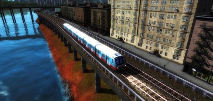 Screenshot 2 - Cities in Motion 2: Metro Madness