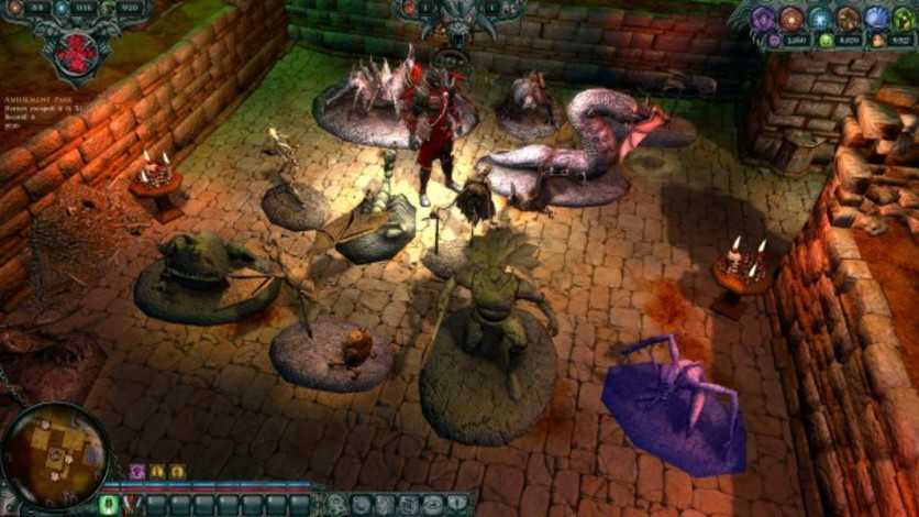 Screenshot 2 - Dungeons: Into the Dark - DLC