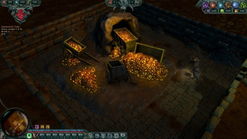 Screenshot 4 - Dungeons: Into the Dark - DLC