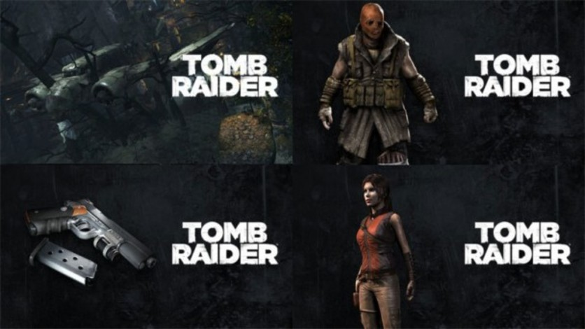 Screenshot 1 - Tomb Raider DLC Collection