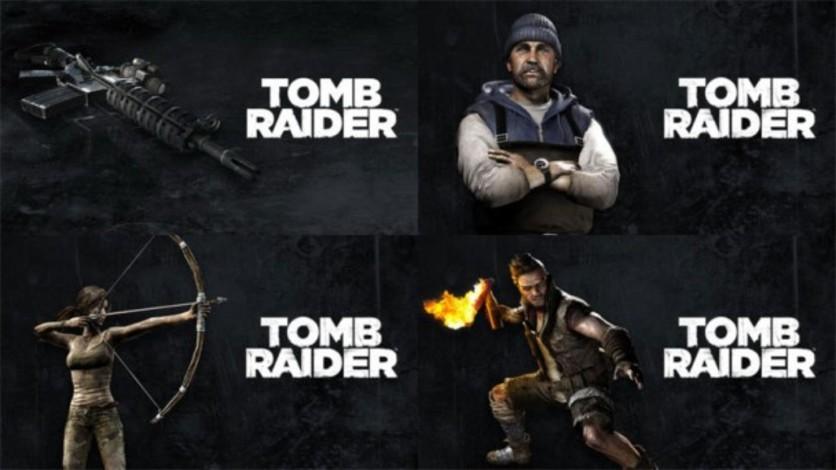 Screenshot 3 - Tomb Raider DLC Collection
