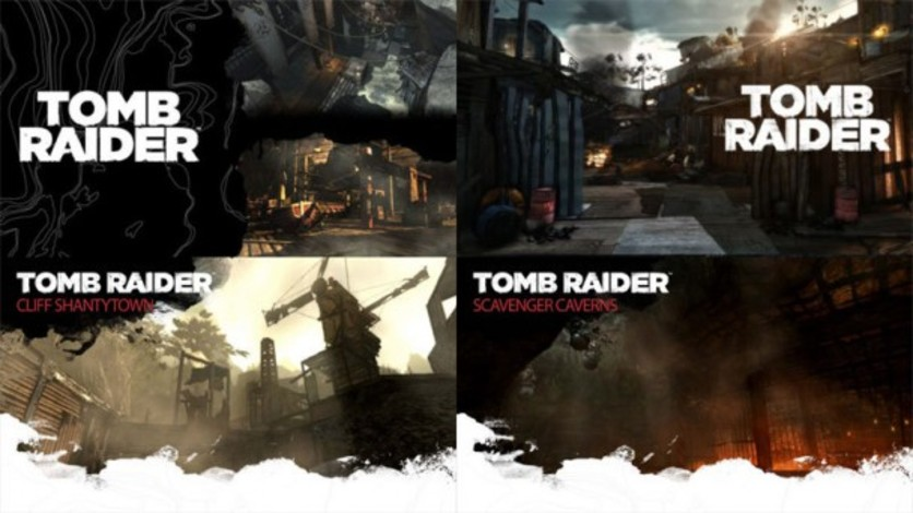 Screenshot 4 - Tomb Raider DLC Collection