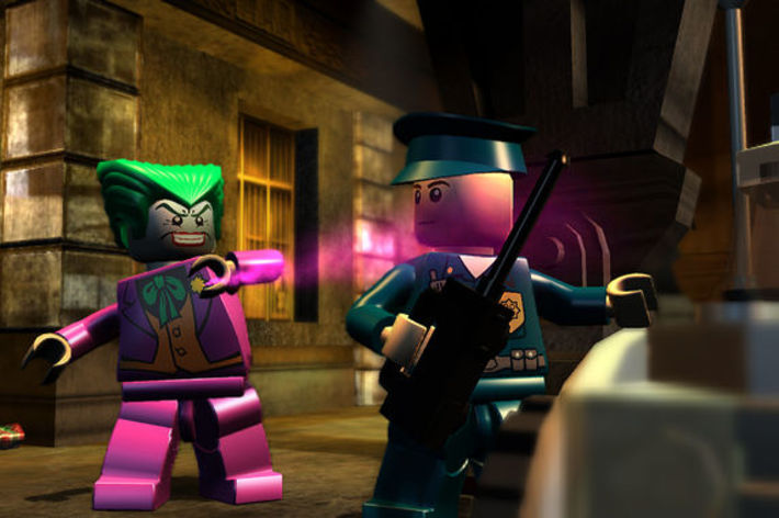 Screenshot 1 - LEGO Batman