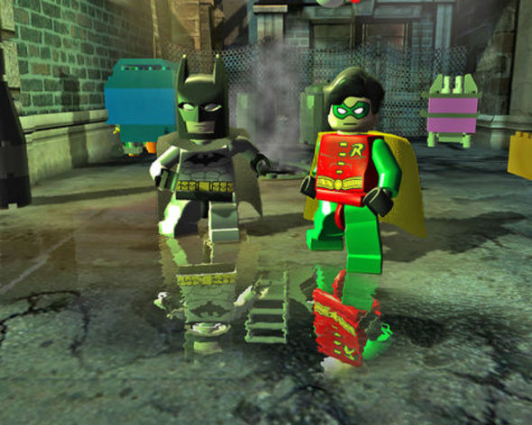 Screenshot 3 - LEGO Batman