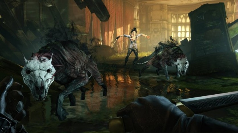 Screenshot 2 - Dishonored: The Brigmore Witches