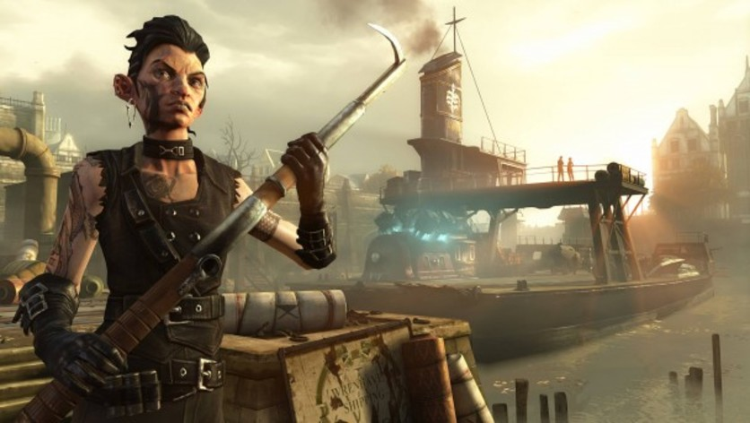 Screenshot 1 - Dishonored: The Brigmore Witches