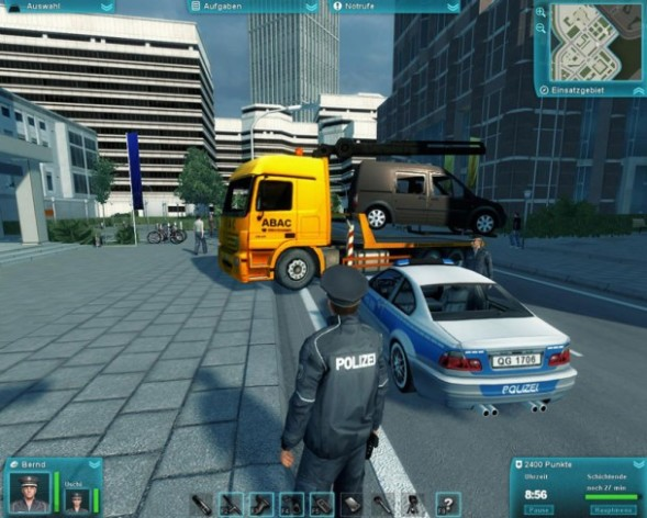 Screenshot 3 - Police Force