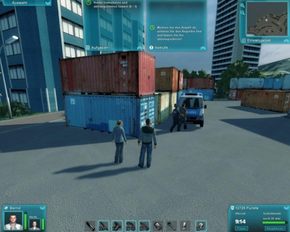 Screenshot 2 - Police Force