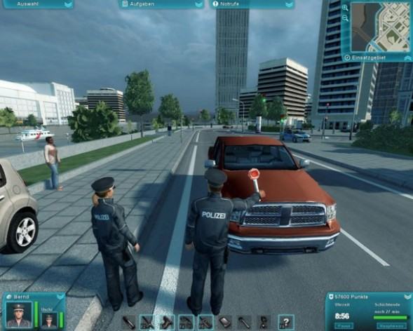Screenshot 11 - Police Force