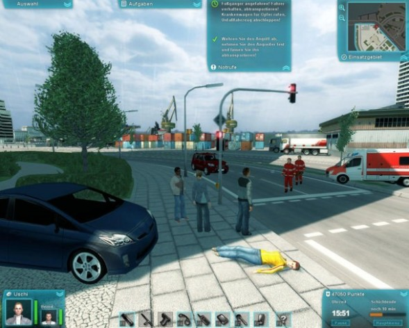 Screenshot 4 - Police Force