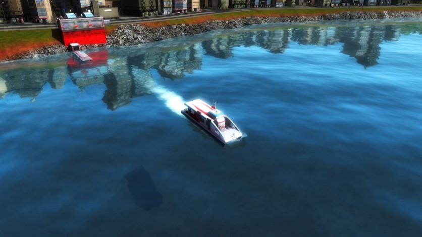 Screenshot 4 - Cities in Motion 2: Wending Waterbuses