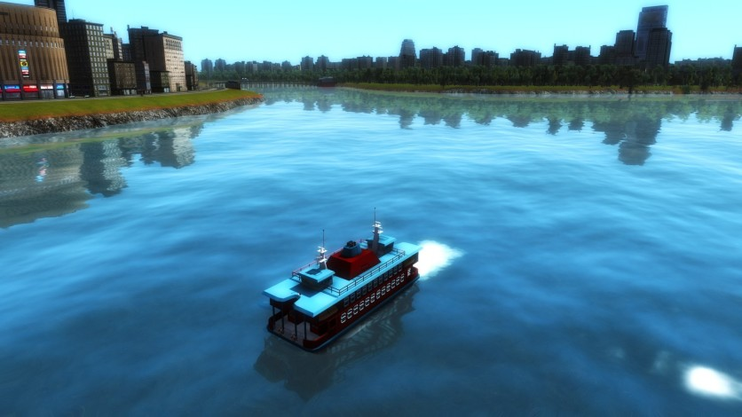 Screenshot 2 - Cities in Motion 2: Wending Waterbuses
