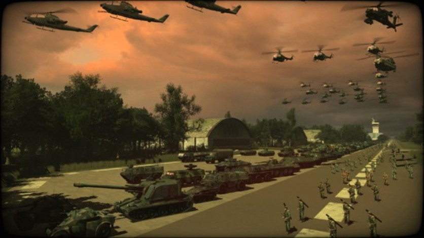 Screenshot 6 - Wargame: European Escalation