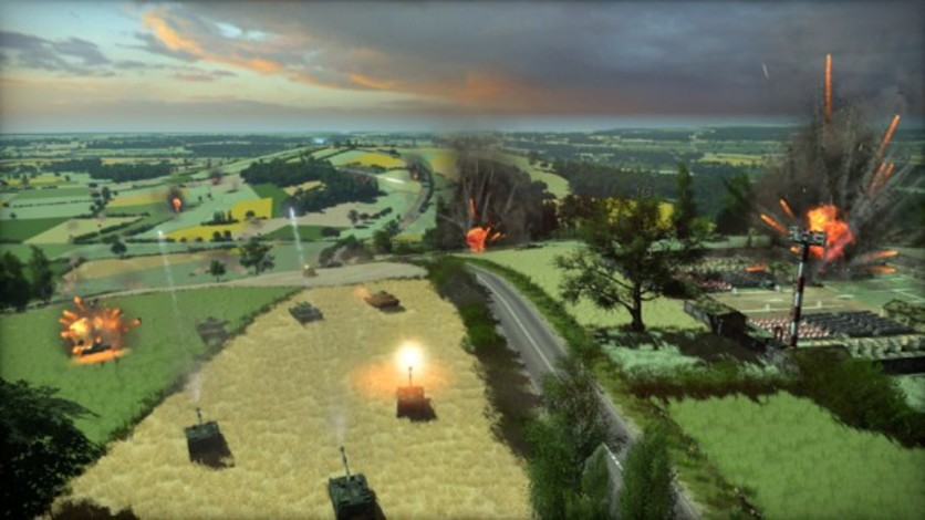 Screenshot 2 - Wargame: European Escalation