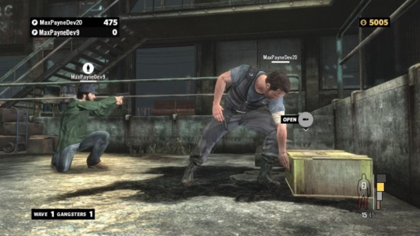 Screenshot 4 - Max Payne 3 - Deathmatch Made in Heaven Pack