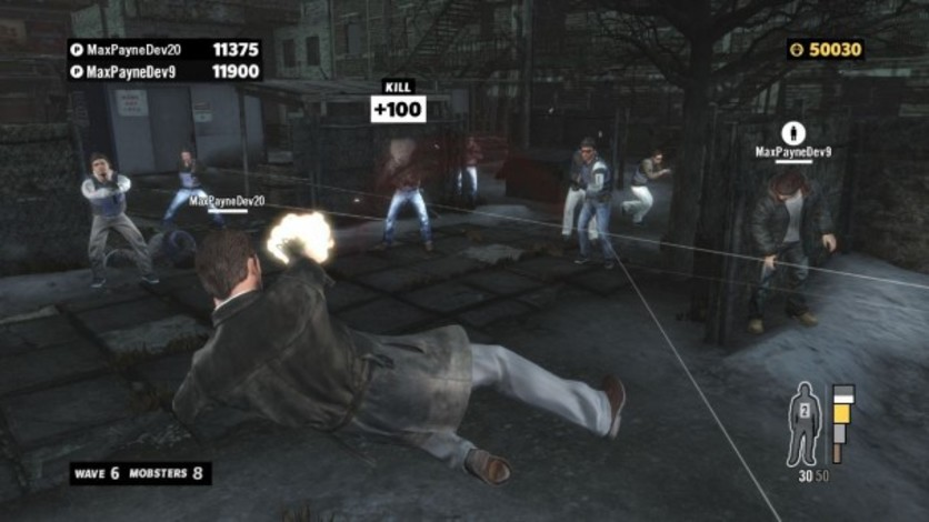 Screenshot 8 - Max Payne 3 - Deathmatch Made in Heaven Pack