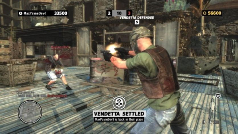 Screenshot 7 - Max Payne 3 - Deathmatch Made in Heaven Pack