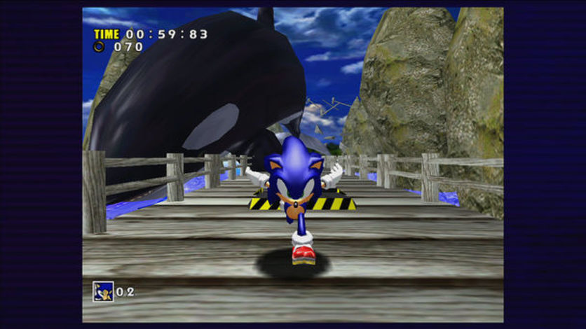 Screenshot 1 - Sonic Adventure DX™