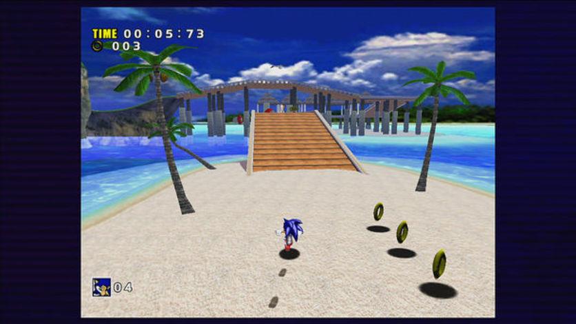 Screenshot 3 - Sonic Adventure DX™