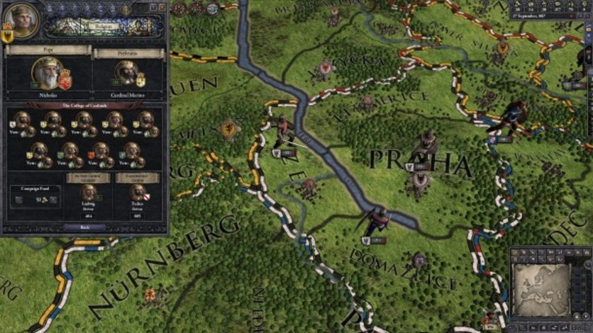 Screenshot 2 - Crusader Kings II: Warriors of Faith