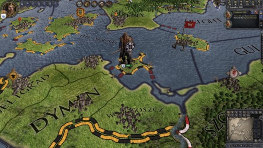 Screenshot 5 - Crusader Kings II: Warriors of Faith