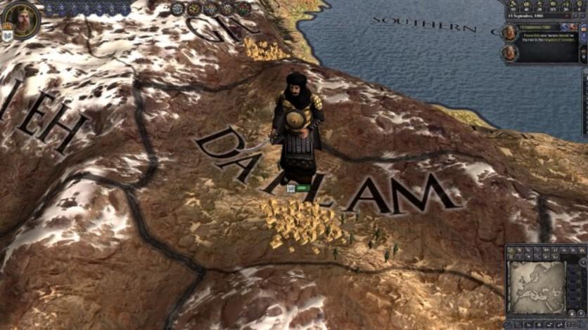Screenshot 10 - Crusader Kings II: Warriors of Faith