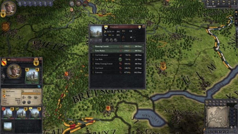 Screenshot 8 - Crusader Kings II: Warriors of Faith