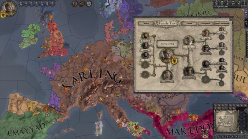 Screenshot 6 - Crusader Kings II: Warriors of Faith